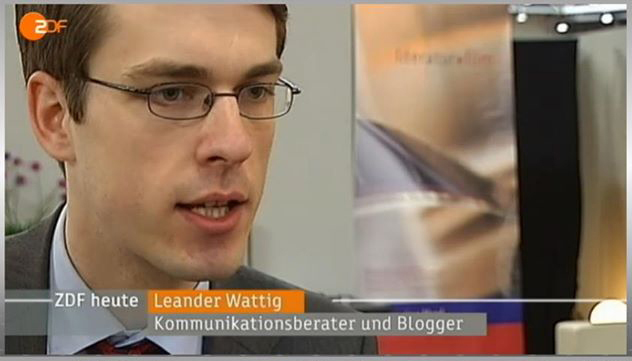 ZDFheute Leander Wattig