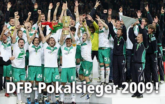 Off-Topic: Ein Werder-Bremen-Fan freut sich