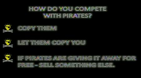 Kopiert die Piraten - Matt Mason: The Pirates Dilemma