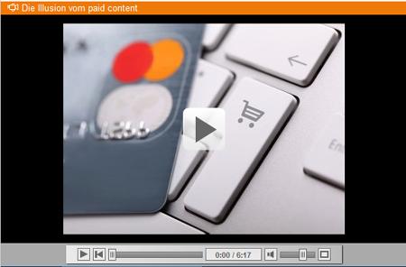 Zapp: Die Illusion vom Paid Content
