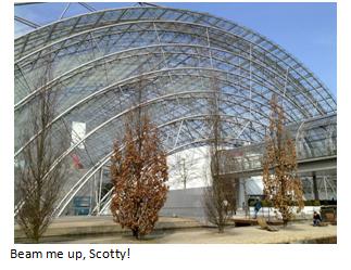 Beam me up, Scotty!