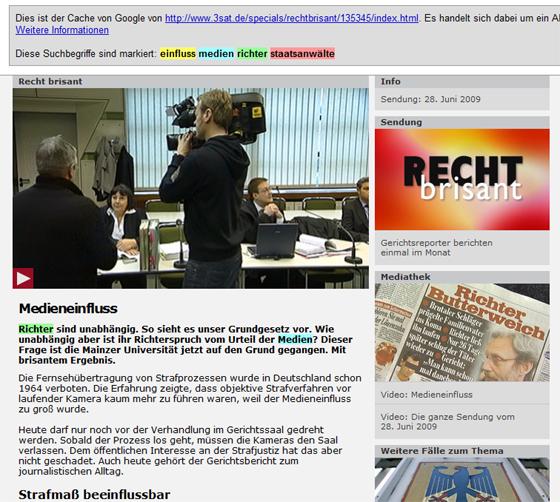 Was YouTube und die Websites der Öffentlich-Rechtlichen gemeinsam haben