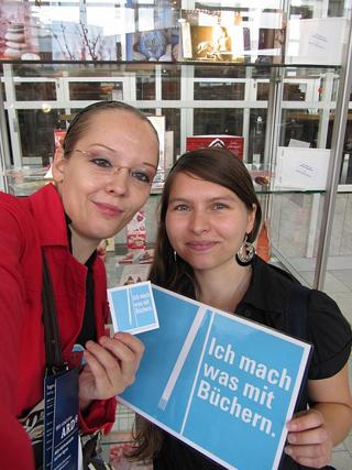 Sandra Vogel und Doreen Kühne