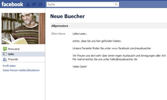 Darum will Facebook, dass Unternehmen Seiten und keine Profile nutzen