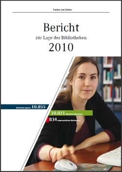 Link-Tipp: Bericht zur Lage der Bibliotheken 2010