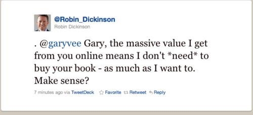 Buch-Marketing von Gary Vaynerchuk