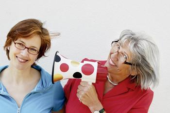 Christine und Heike Kern