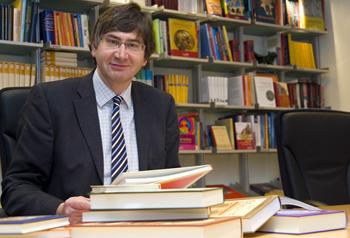 Marketing-Interview: Andreas Auth, Geschäftsführender Direktor der Wissenschaftlichen Buchgesellschaft