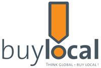 """Buchhändler sagen zu Kunden: """"buy local"""" - Wir sagen zu Buchhändlern: """"think & act local"""""""