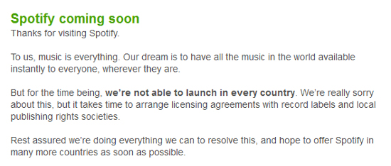 Trauriger Status innovativer Musik-Dienste in Deutschland am Beispiel der Facebook-Seite von Sido