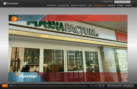 ZDF-Beitrag: Wie Manufactum Geschichten teuer verkauft