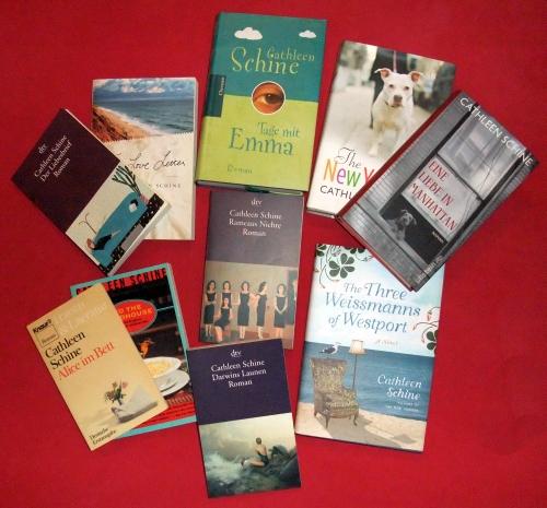 Annette Schwindt über die Romane von Cathleen Schine