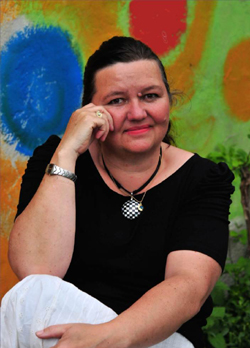 Heide Hasskerl: Meine Arbeiten sind vom Wetter abhängig