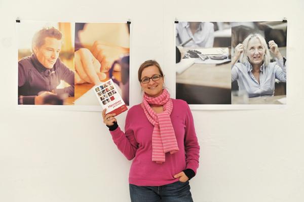 Birte Vogel: Die Form des Porträts ist aus der deutschen Buchlandschaft fast völlig verschwunden