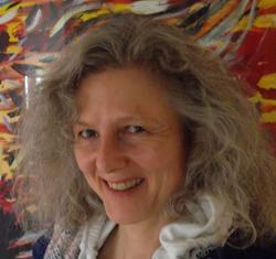 Verena Liebers: Ich arbeite als Wissenschaftlerin (Biologin) und Künstlerin (Künstlername: VIGLi)