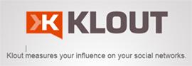 Tipps von Klout, wie man seine Reputations-Kennzahl dort steigern kann