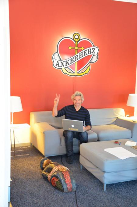 Stefan Krücken: Achterbahn um die Welt