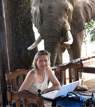 Tanja Dekker: Ich bin Verlegerin, Illustratorin, Reisende und Fotografin