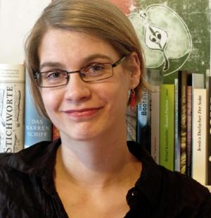 Luise Schitteck: Ich bin Buchhändlerin bei Thalia in Osnabrück und dort auch für die E-Book-Reader zuständig