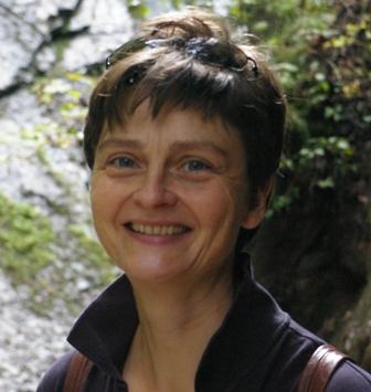 Sabine Hahn: Manche sagen, ich bin die Münchner Bücherschau