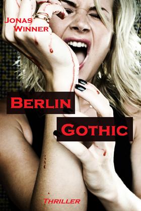 """Jonas Winner: Nutzung von Gestaltungsmitteln aus dem Fernsehen für die Thriller-Reihe """"Berlin Gothic"""""""