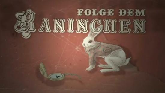 vm-people: 'Folge dem Kaninchen' als Plattform für Erlebnisse rund ums Buch