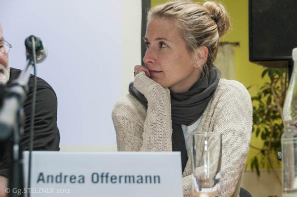 Andrea Offermann: Illustratoren arbeiten fast ausschließlich freiberuflich und sind daher Einzelkämpfer
