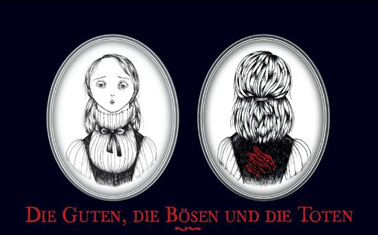 """Das wilde Dutzend: Crowdfunding der Schattentheater-Aufführung von """"Die Guten, die Bösen und die Toten"""""""