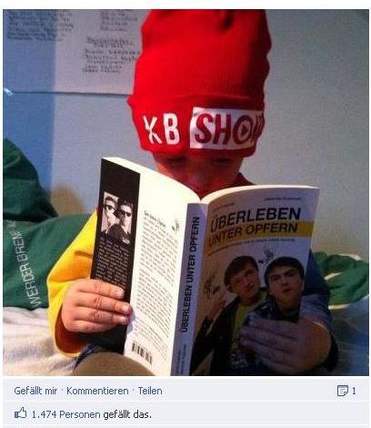 riva Verlag: Crossmediale Werbung für ein Buchprojekt mit den Youtube-Stars DieAussenseiter