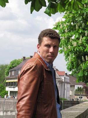 Andreas Leffler: Die Idee, einen Verlag zu gründen, entstand während meines BWL-Studiums