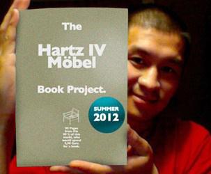 """Van Bo Le-Mentzel: Umfassende Zusammenarbeit mit der Crowd, um das """"Hartz IV Möbel Buch"""" zu realisieren"""