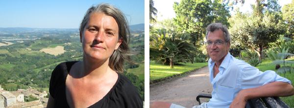 Silvia Holzinger und Peter Haas: Zu Büchern sind wir als Filmemacher beinahe zufällig gekommen