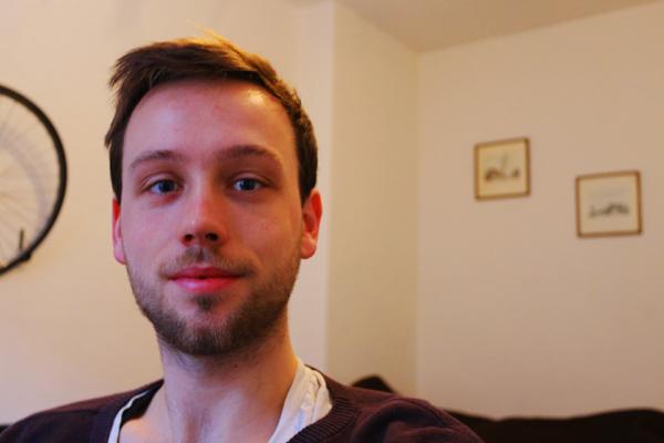 Caspar Schleicher: Ich engagiere mich beim DOPLPACK Verlag und beim Literaturveranstalter anderseits. e. V.