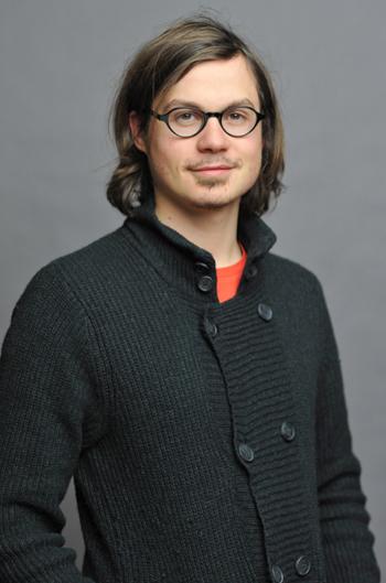 Fabian Neidhardt: Ich schreibe und spreche Creative-Commons-Bücher