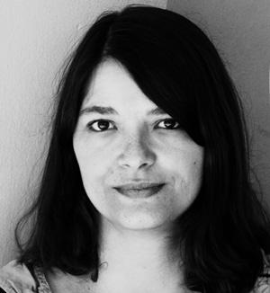 Pia Ziefle: Das originäre Schreiben funktioniert nur nachts