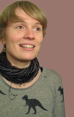 Sara Trieglaff: Ich studiere jetzt seit etwa 1,5 Jahren Buch- und Medienproduktion an der HTWK Leipzig