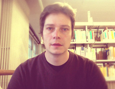 Matthias Hell: Ich bin freier Journalist und berichte für Exciting Commerce über den Wandel in der Buchbranche