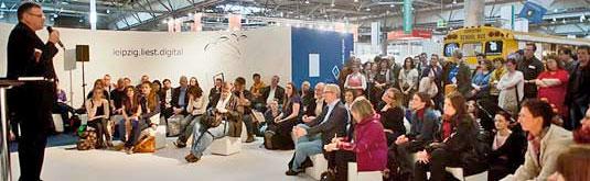 Leipziger Buchmesse: Veranstaltungen für Autoren