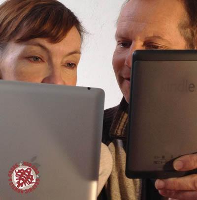 Katrin Bongard und Uwe Carow