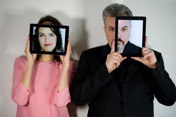 Elisabeth und Scott Alexander