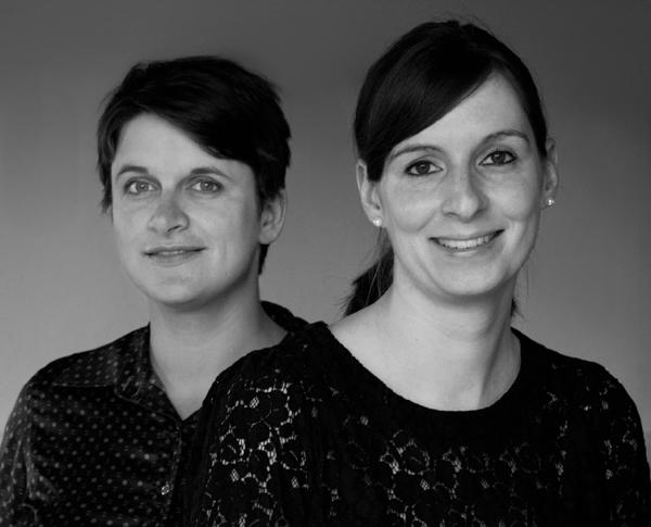 Ella Carina Werner und Nadine Wedel