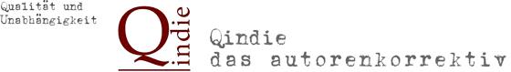 Qindie: Qualitätsfilter für den Markt verlagsunabhängiger Bücher