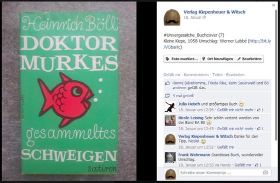 Verlag Kiepenheuer & Witsch: #Unvergessliche_Buchcover