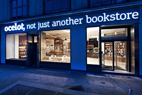 """Frithjof Klepp: Gründer und Inhaber der Berliner Buchhandlung """"ocelot, not just another bookstore"""""""