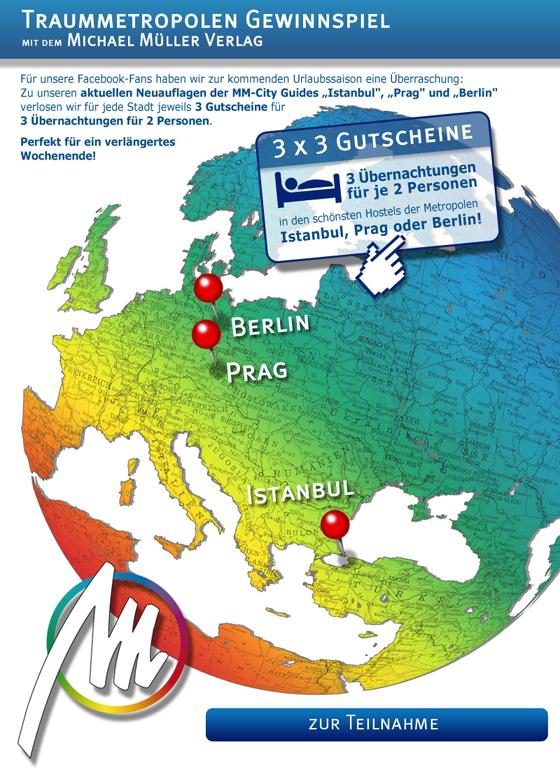 Michael Müller Verlag: Corporate Design im Marketing Mix - Ansteckende (Regenbogen-)Freude