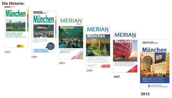 TRAVEL HOUSE MEDIA: MERIAN sagt den Buchhändlern Danke für 20 Jahre MERIAN live!