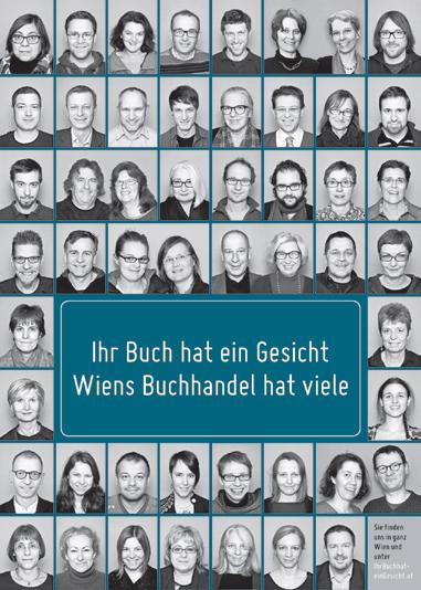 vielseitig: Ihr Buch hat ein Gesicht - Wiens Buchhandel hat viele