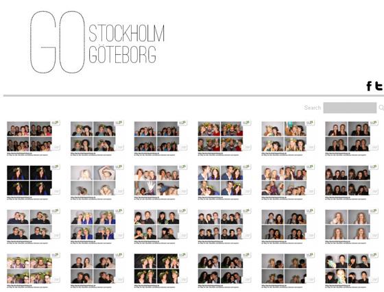 "PANORAMA3000: Kampagne ""GoStockholmGöteborg"" für VisitSweden"