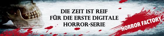 """Bastei Lübbe: Videoseeding-Kampagne für die neue E-Book-Serie """"Horror Factory"""""""