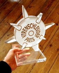 Save the date: Virenschleuder-Preisverleihung 2013 ist am 10.10.2013